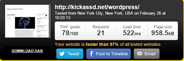 kickassd-wordpress-pingdom