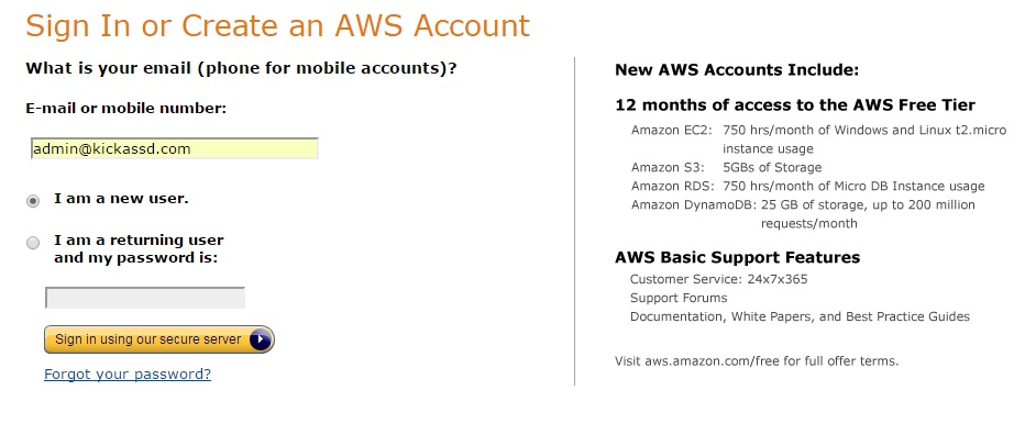 amazons3-signup